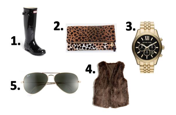 fall accessories wish list