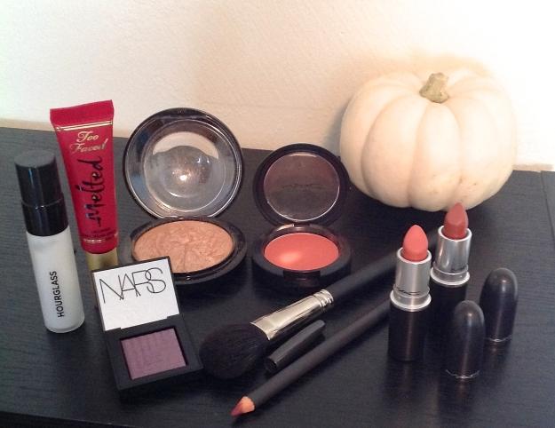 Fall makeup haul (edited)