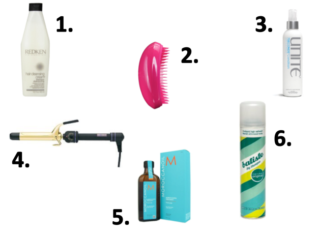 Hair Care Must Haves (2) 9/11/14